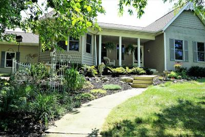 Wyoming Single Family Home For Sale: 4482 Red Maple Drive SW