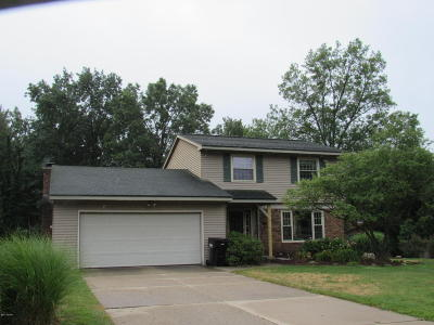 Wyoming Single Family Home For Sale: 1550 Pinnacle East Drive SW