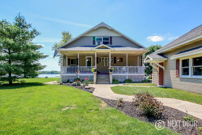 Newaygo County Single Family Home For Sale: 1084 E 88th Street