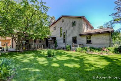 Newaygo Single Family Home For Sale: 7628 Main Street