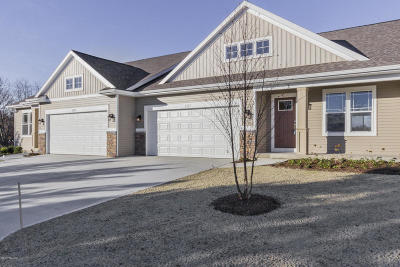 Holland, West Olive Condo/Townhouse For Sale: 3001 Raspberry Lane #60
