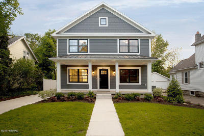 Grand Rapids Single Family Home For Sale: 1005 Lake Grove Avenue SE