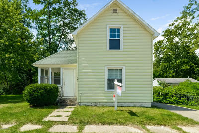 Allegan Single Family Home For Sale: 143 Cook Street