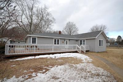 Spring Lake Single Family Home For Sale: 15469 Pruin Street