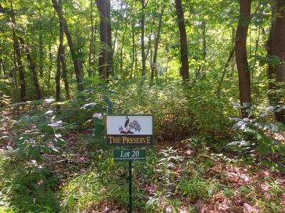 New Buffalo Residential Lots & Land For Sale: 20 Preserve Way