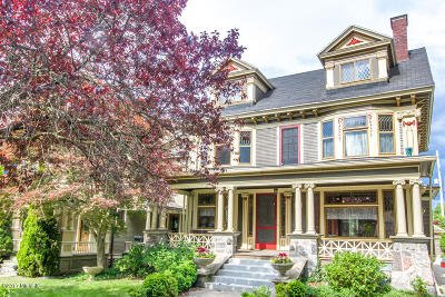 Single Family Home For Sale: 559 College Avenue SE
