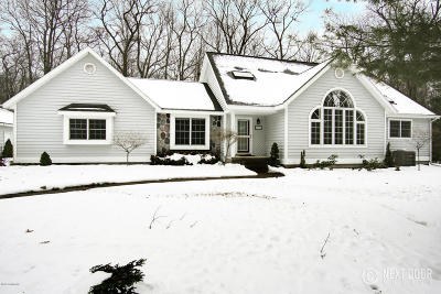 Muskegon Single Family Home For Sale: 1896 Scenic Drive