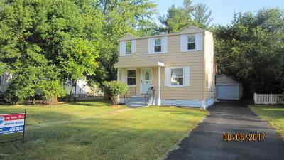 Kalamazoo Single Family Home For Sale: 736 Parker