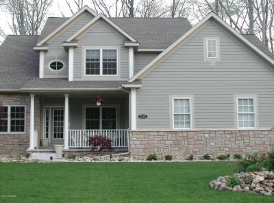 Muskegon Single Family Home For Sale: 4970 Sandpiper Drive