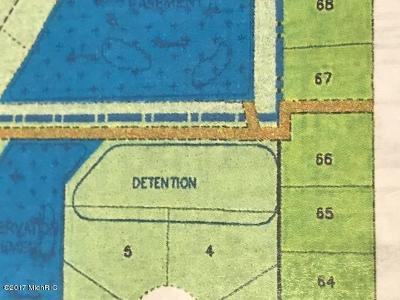 Allendale Residential Lots & Land For Sale: 10557 Richfield Drive