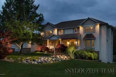 Alto Single Family Home For Sale: 8155 96th St SE