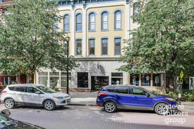 Grand Rapids Condo/Townhouse For Sale: 52 Monroe Center Street NW #3