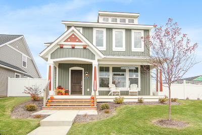 Rockford Single Family Home For Sale: 6739 Promenade Drive