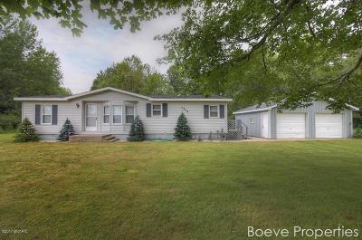 Walker Single Family Home For Sale: 7354 E Harrison Road