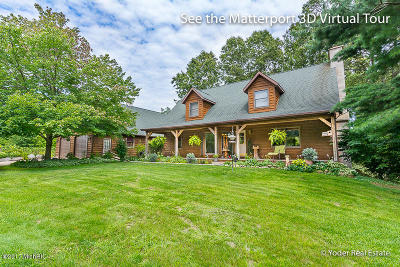Single Family Home For Sale: 690 Spruce Hollow Drive