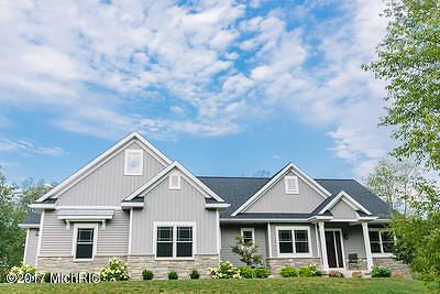 Rockford Single Family Home For Sale: 6157 Myers Lake Avenue NE