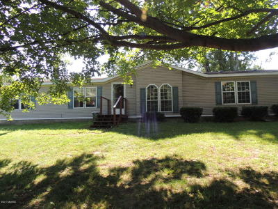 Fennville Single Family Home For Sale: 1963 56th Street