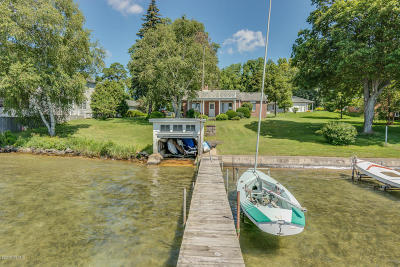 Cassopolis Residential Lots & Land For Sale: 21085 Geneva Lane