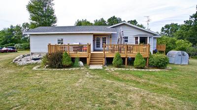 Sand Lake MI Single Family Home For Sale: $265,000