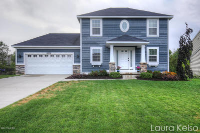 Single Family Home Active Contingent: 2242 Tradition Drive NE