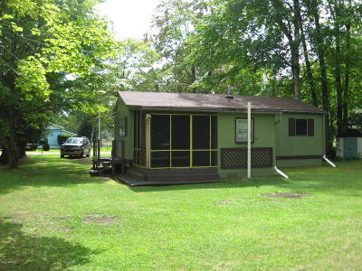 Mecosta County Single Family Home For Sale: 5442 Point Dr.