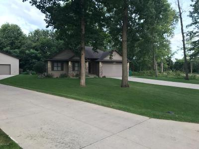 Edwardsburg Single Family Home For Sale: 21532 Maple Glen Circle