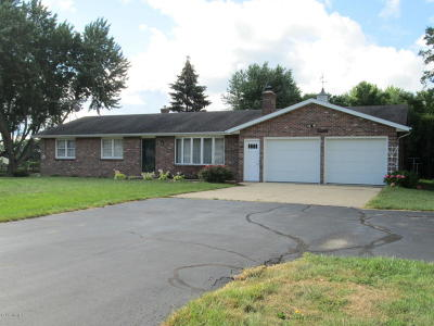 Bridgman MI Single Family Home Sold: $169,500