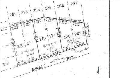 Grand Haven, Spring Lake, Ferrysburg Residential Lots & Land For Sale: North Shore Drive #A-B&C