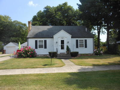 Berrien Springs Single Family Home For Sale: 424 S Kimmel Street