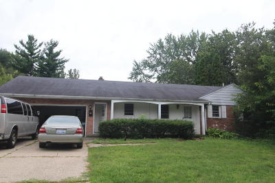 Grandville Single Family Home For Sale: 3976 S Big Spring Drive SW