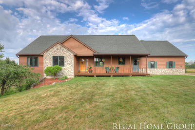 Single Family Home For Sale: 21641 Centennial Drive