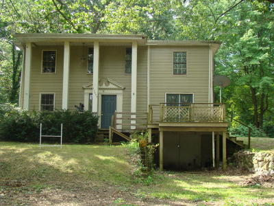 Cass County Single Family Home For Sale: 52998 Twin Lakeview Drive