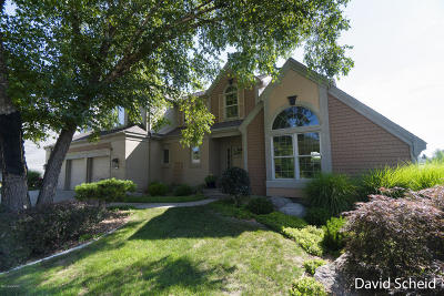 Single Family Home For Sale: 7070 Old Lantern Drive SE