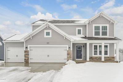 Jenison Single Family Home For Sale: 3287 Oakmont Drive