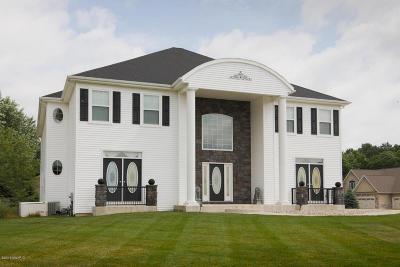 Kalamazoo Single Family Home For Sale: 7434 Breezy Meadow Court