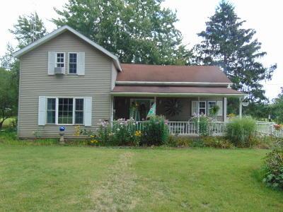 Van Buren County Single Family Home For Sale: 50257 50th