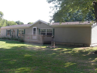 Constantine Single Family Home For Sale: 65191 Youngs Prairie Road