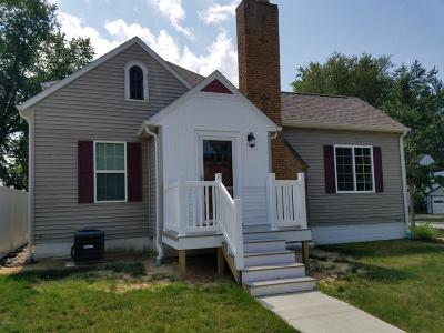 South Haven Single Family Home For Sale: 1052 Phoenix Street