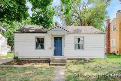 Wyoming Single Family Home For Sale: 2568 Taft Avenue SW