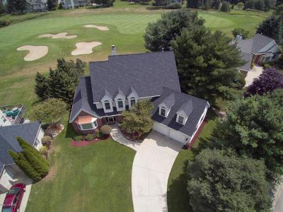 Kalamazoo County Single Family Home For Sale: 7657 Dunross Drive