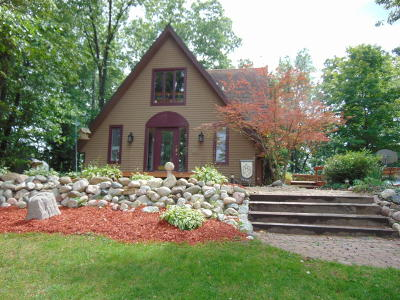 Van Buren County Single Family Home For Sale: 24865 44th Avenue