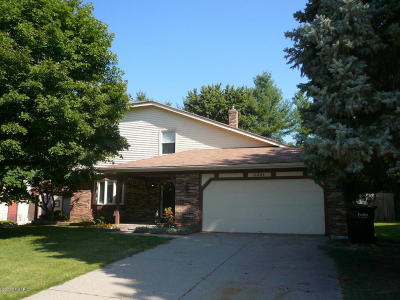Wyoming Single Family Home For Sale: 2251 Ancient Drive SW