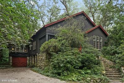 New Buffalo Single Family Home For Sale: 4109 Ponchartrain Drive