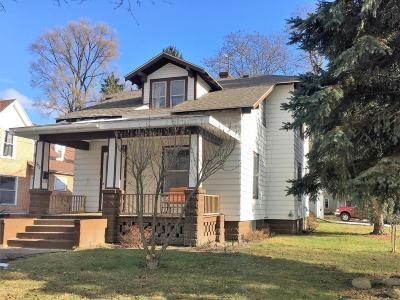 Paw Paw Single Family Home For Sale: 313 S Lagrave Street
