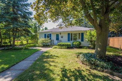 East Grand Rapids Single Family Home For Sale: 2306 Burchard Street SE