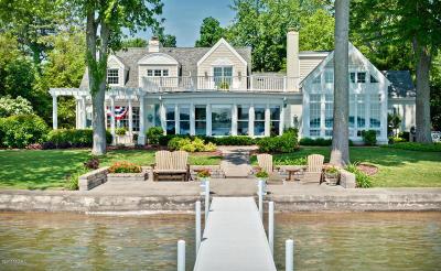 Berrien County, Cass County, Van Buren County Single Family Home For Sale: 61249 Howell Drive