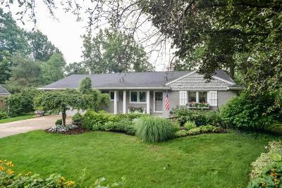 Grand Rapids Single Family Home For Sale: 3714 Reeds Lake Blvd. SE