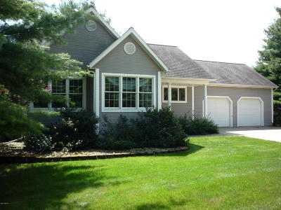 St. Joseph County Single Family Home For Sale: 66100 Spruce Court