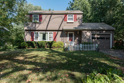 Portage Single Family Home For Sale: 6833 Welbury