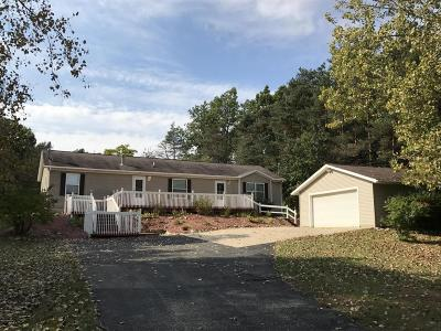 Hillsdale Single Family Home For Sale: 1200 Hickory Road